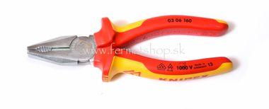 Kombinačky elektrikárske Knipex VDE 03 06 160