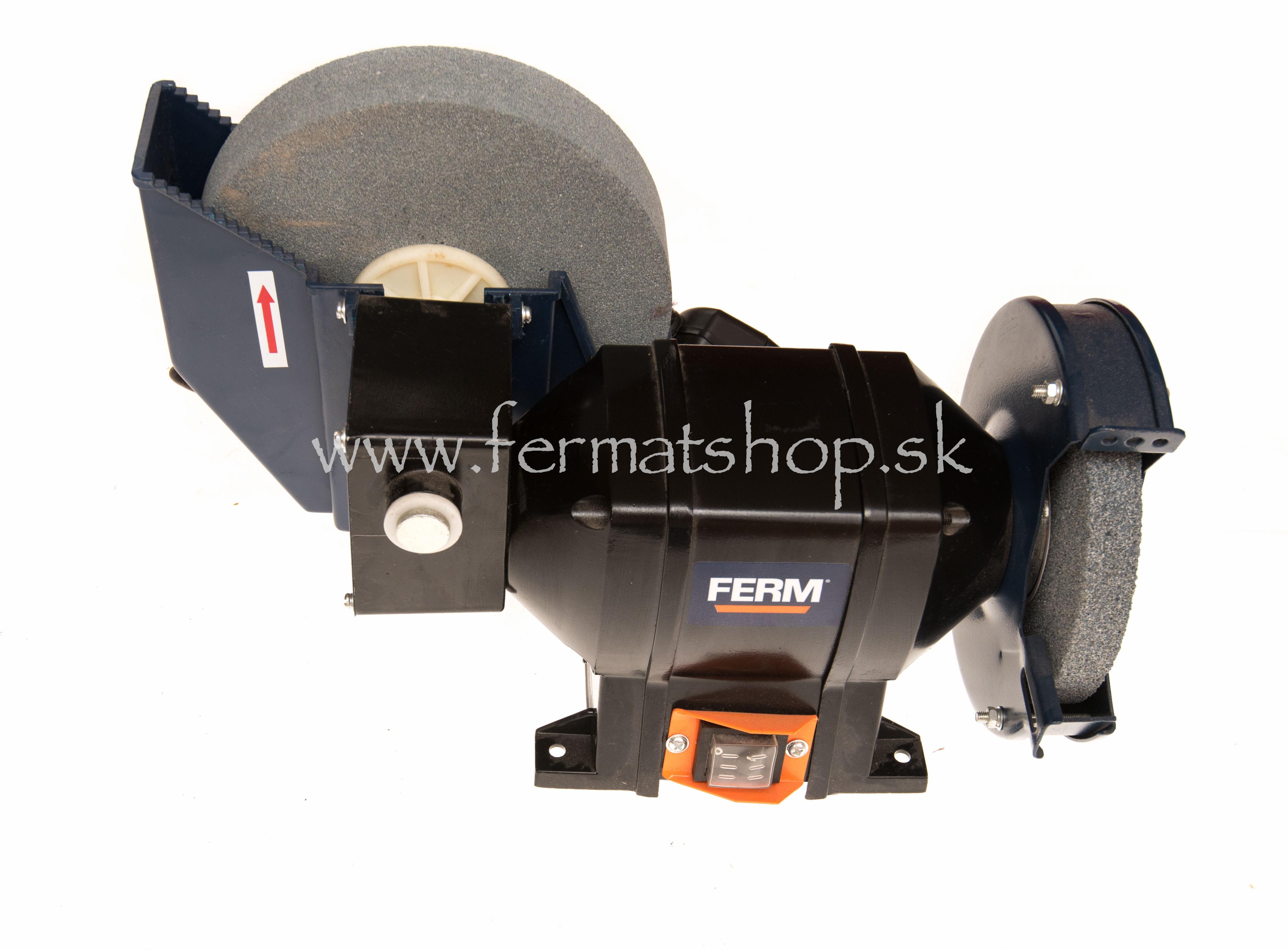 0f63096a1ee68 Dvojkotúčová brúska FSMC-200/150N Ferm - FERMAT SHOP