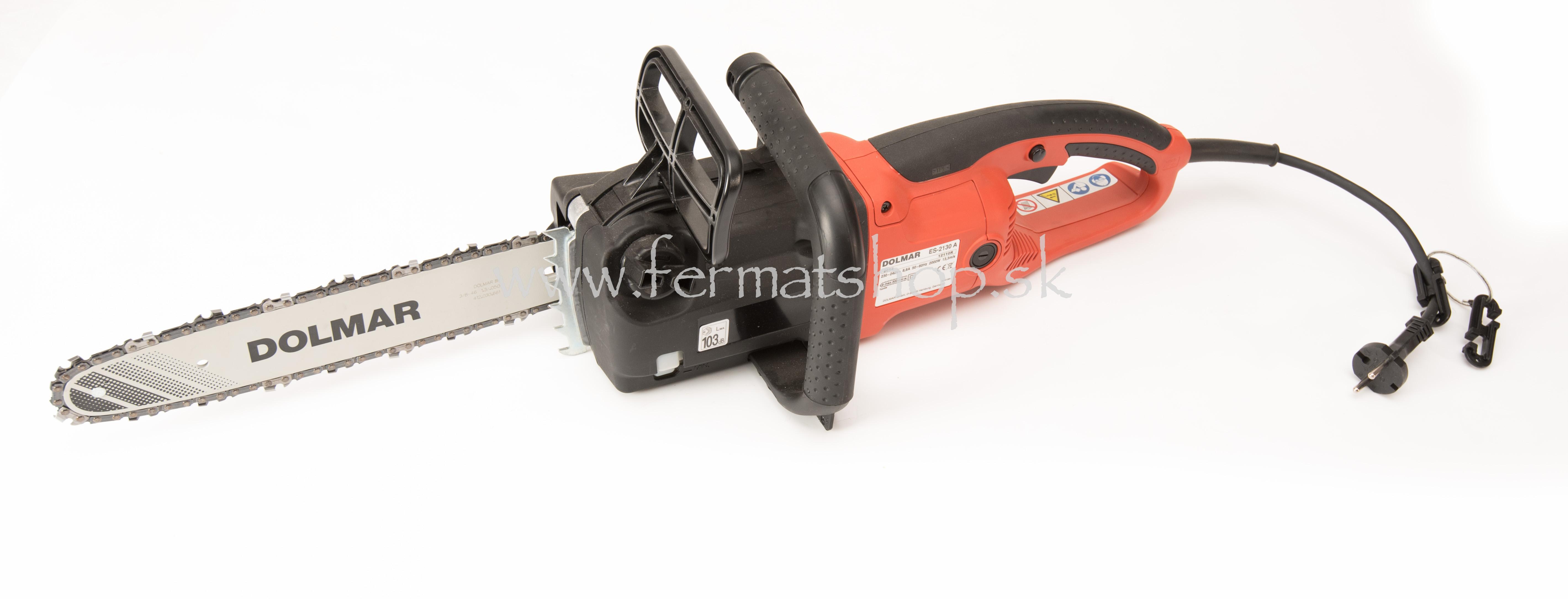 a565cd34f4465 Elektrická reťazová píla Dolmar ES-2130A - FERMAT SHOP